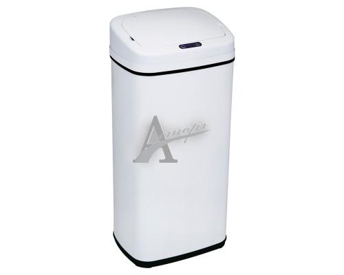 Урна сенсорная АGB-50W (белая)
