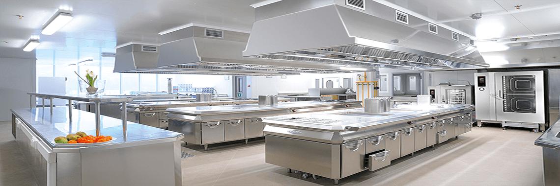 Поставка оборудования для профессиональной кухни