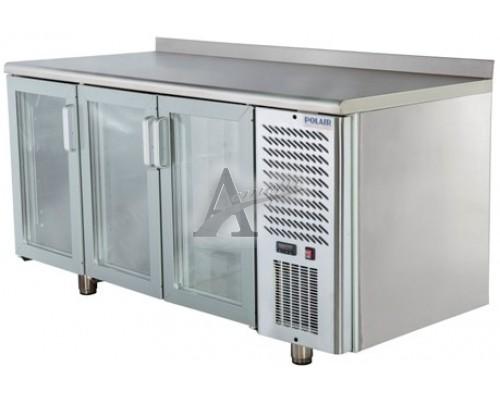 фотография Холодильный стол Polair TD3GN-G 4