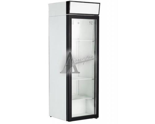 Холодильный шкаф со стеклянными дверьми DM104c-Bravo