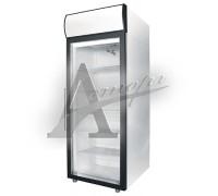 фотография Холодильный шкаф со стеклянными дверьми DM105-S мех. Замком 12