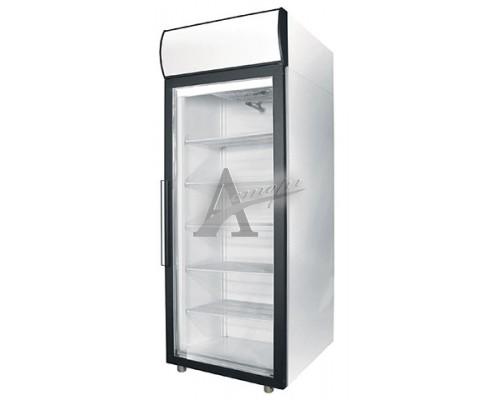 Фотография Холодильный шкаф со стеклянными дверьми DM105-S мех. Замком 7
