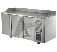фотография Холодильный стол Polair TM3GNPIZZA-G 14