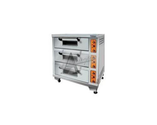 фотография Печь хлебопекарная электрическая ярусная VH-36 Foodatlas 11