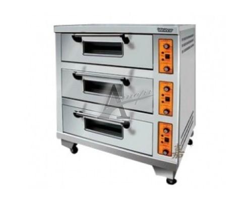 фотография Печь хлебопекарная электрическая ярусная VH-33 (AR) 10