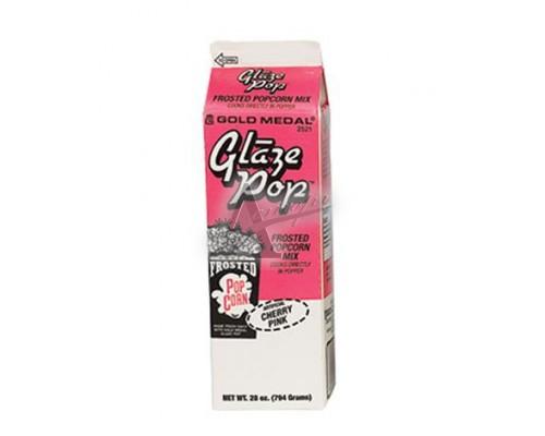 """фотография Glaze Pop 2521 сладкая добавка """"Cherry Pink"""" вишня  794г 2"""