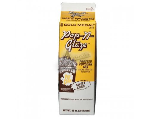 """Glaze Pop 2525 сладкая добавка """"Caramel"""" карамель  794г (США)"""