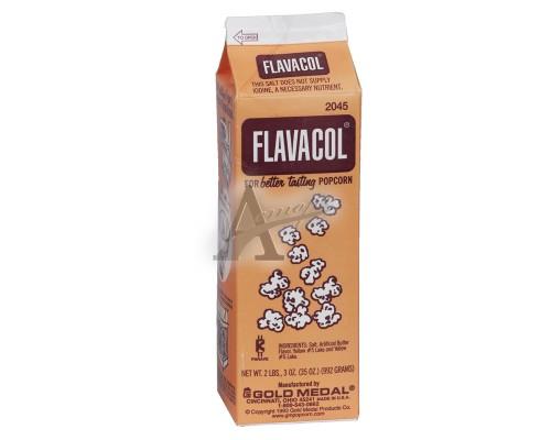 """Соль с бета-каротином """"Flavacol"""" 0.9 кг"""