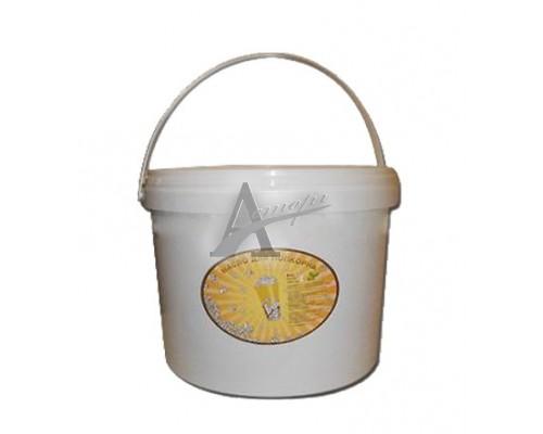 Масло Кокосовое для попкорна с каротином (желтое), ведро 7,5кг