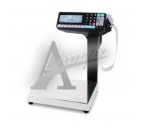 Весы-регистраторы настольные МК-15.2-RP10 с печатью этикеток