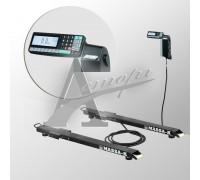 фотография Весы стержневые 4D-12/1-1000-RL с печатью этикеток 4
