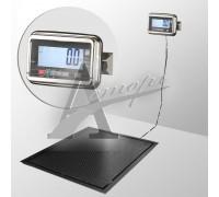 фотография Весы напольные врезные 4D-PMF-12/10-1000-AB (1200х1000 мм) конструкц. сталь 7