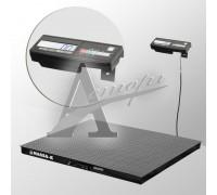 фотография Весы платформенные 4D-PМ-12/10-1000-A (1200х1000 мм) конструкц. сталь 10