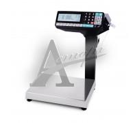 Весы-регистраторы настольные МК-15.2-RP10-1 с печатью этикеток