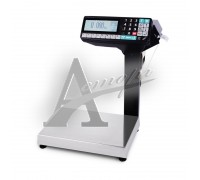 Весы-регистраторы настольные МК-32.2-RP10-1 с печатью этикеток
