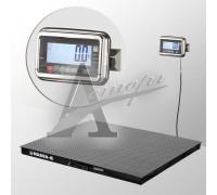 фотография Весы платформенные 4D-PМ-15/12-2000-AB (1500х1200 мм) конструкц. сталь 11