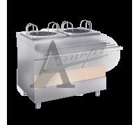 фотография Ривьера - модуль подогрева тарелок 2-х секц. (950 мм) 3