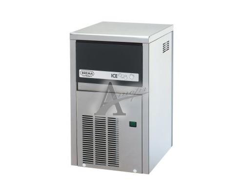 Льдогенератор для кубикового льда Brema СВ 184A INOX