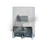 фотография Бункер для льдогенератора Brema DoubleRollerBin 500 для серии M Split 800-1500 8