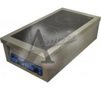 фотография Плита индукционная ЦМИ ПИ-2Н (460х850х250 мм) 13