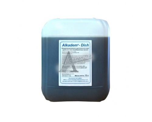 фотография Моющее средство для автоматической посуды Alkadem Dish 7