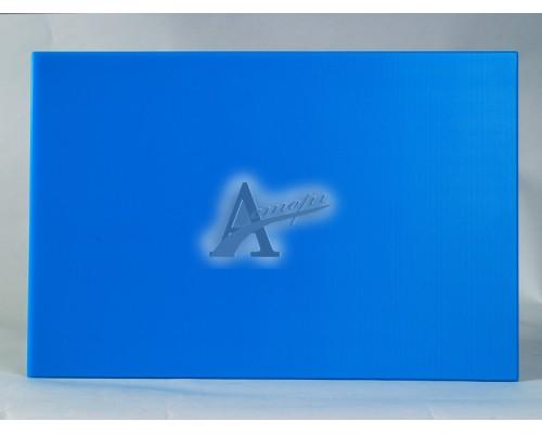 Фотография Доска разделочная EKSI PCB4312B (синяя, 45х30х1,3 см) 4