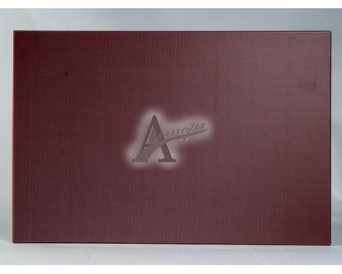 Фотография Доска разделочная EKSI PCB4312Br (коричневая, 45х30х1,3 см) 5