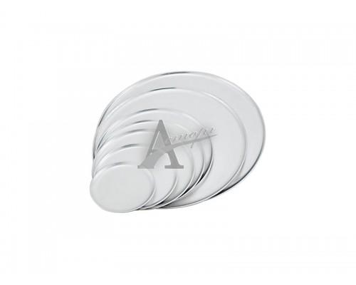 фотография EKSI Форма для пиццы алюминиевая PTC10 (d25 см) 1