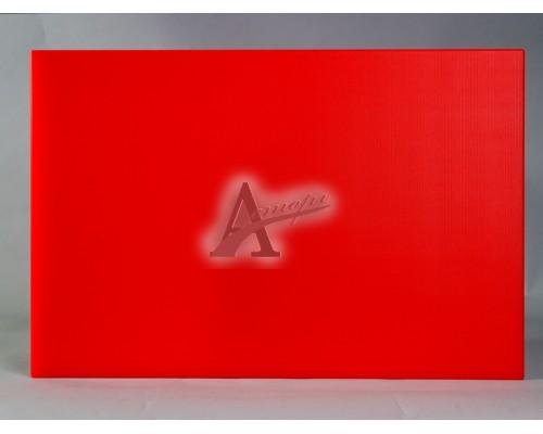 фотография Доска разделочная EKSI PCB4312R (красная, 45х30х1,3 см) 7