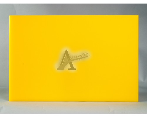 Фотография Доска разделочная EKSI PCB4312Y (желтая, 45х30х1,3 см) 9