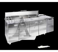 фотография Холодильный стол ФИНИСТ - СХСс-700-4 1