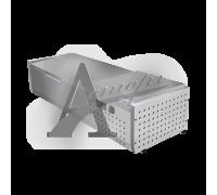 """фотография Настольная холодильная витрина ФИНИСТ """"ToppingBox"""" НХВк-4 2"""