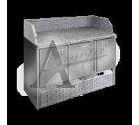 фотография Холодильный стол ФИНИСТ - СХСнпцгб-700-3 9