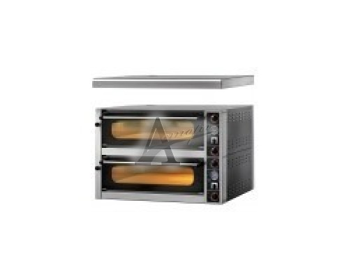 Электрическая печь для пиццы GAM FORMS44TR400 с навесом