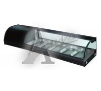 фотография Витрина холодильная GASTRORAG VRX-TS1500 1