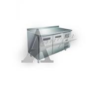 фотография Стол морозильный GASTRORAG SNACK 2200 BT ECX (внутренний агрегат) 10