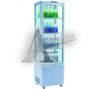 фотография Витрина холодильная GASTRORAG RT-235W 4
