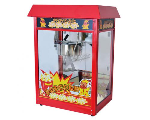 фотография Аппарат для попкорна GASTRORAG VBG-POP6A-R 10