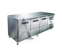фотография Холодильник-рабочий стол GASTRORAG GN 3100 TN ECX 1