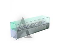 фотография Витрина холодильная GASTRORAG VRX 1500/380 2