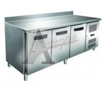фотография Стол холодильный GASTRORAG GN 3200 TN ECX (внутренний агрегат) 1