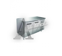 фотография Морозильник-рабочий стол GASTRORAG GN 2100 BT ECX 1