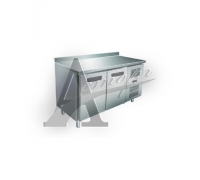 фотография Стол морозильный GASTRORAG GN 2200 BT ECX (внутренний агрегат) 6
