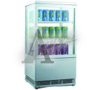 фотография Витрина холодильная GASTRORAG RT-58W 1