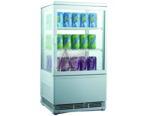 фотография Витрина холодильная GASTRORAG RT-58W 8