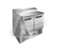 фотография Стол холодильный для пиццы GASTRORAG PS200 SEC 4