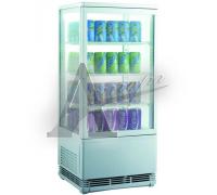 фотография Витрина холодильная GASTRORAG RT-78W 2