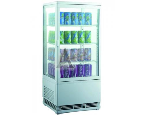 фотография Витрина холодильная GASTRORAG RT-78W 9