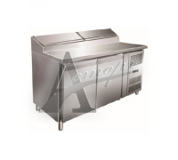 фотография Стол холодильный для пиццы GASTRORAG SH2000 SER.700 5