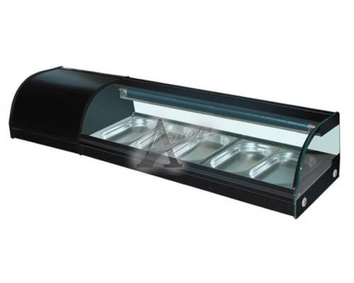 фотография Витрина холодильная GASTRORAG VRX-SSS1500 4
